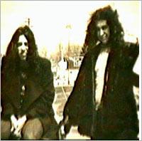 Стенли и Юджин во времена Wicked Lester
