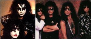 Пол и Джин в клипе -Rise To It- и KISS 1989 года
