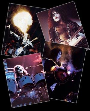 KISS в 1976 году