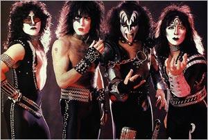 KISS 1982 года